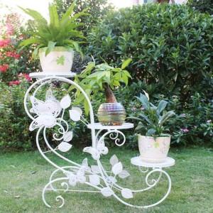 HLC Blumentreppe Weiß